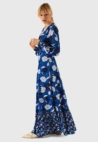 IVY & OAK - BOHEMIAN  - Maxiklänning - brilliant blue - 1