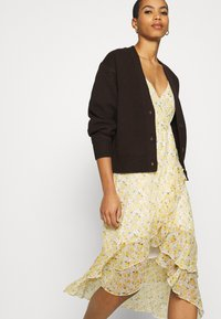 Abercrombie & Fitch - Day dress - white/yellow - 4