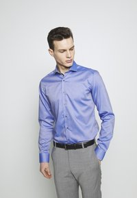 Eterna - HAI-KRAGEN SLIM FIT - Formální košile - royal - 0