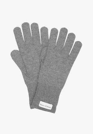 Gloves - middle stone melange