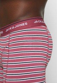 Jack & Jones - TRUNK 3 PACK - Culotte - hawthorn rose/navy blazer/navy - 5