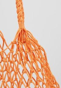 Monki - NICOLE BAG UNIQUE - Shopping bag - orange - 6
