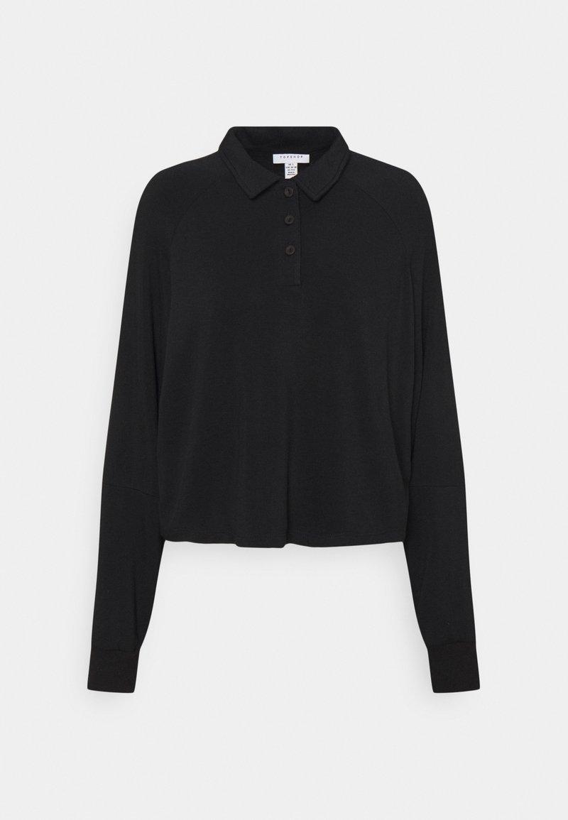 Topshop - RUGBY - Sweatshirt - black