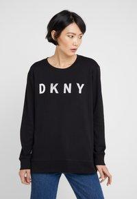 DKNY - Sweatshirt - black - 0