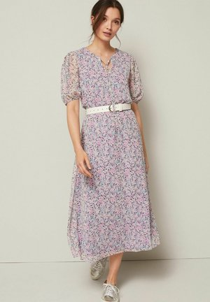 SHORT SLEEVE - Day dress - lilac