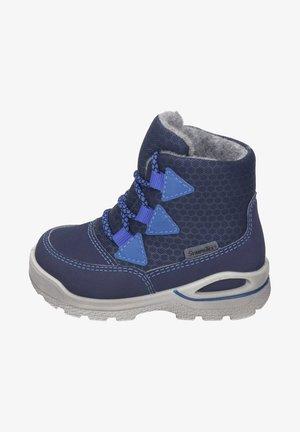 Lace-up ankle boots - ozean/nautic/azur
