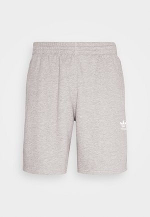 ESSENTIAL UNISEX - Shorts - mottled dark grey