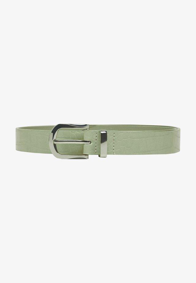 Pásek - green