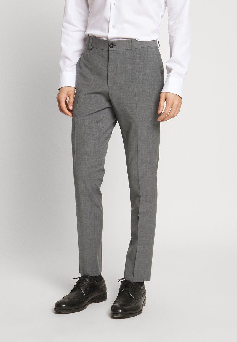 Esprit Collection - TROPICAL SUIT - Oblek - light grey