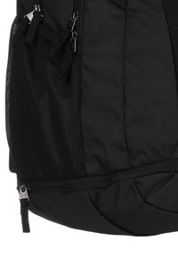 Under Armour - HUSTLE  - Tagesrucksack - black/black