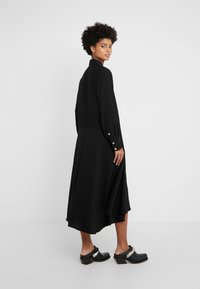 Rika - ROSA DRESS - Vestido camisero - black - 2