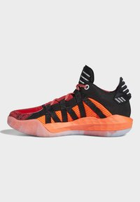 adidas Performance - DAME 6 SHOES - Basketball shoes - red - 7