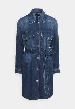 ABITO - Denim dress - blue denim
