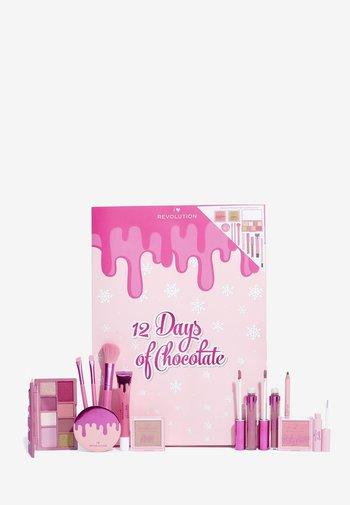 12 DAYS OF CHOCOLATE ADVENT CALENDAR - Kalendarz adwentowy - 12 days of chocolate