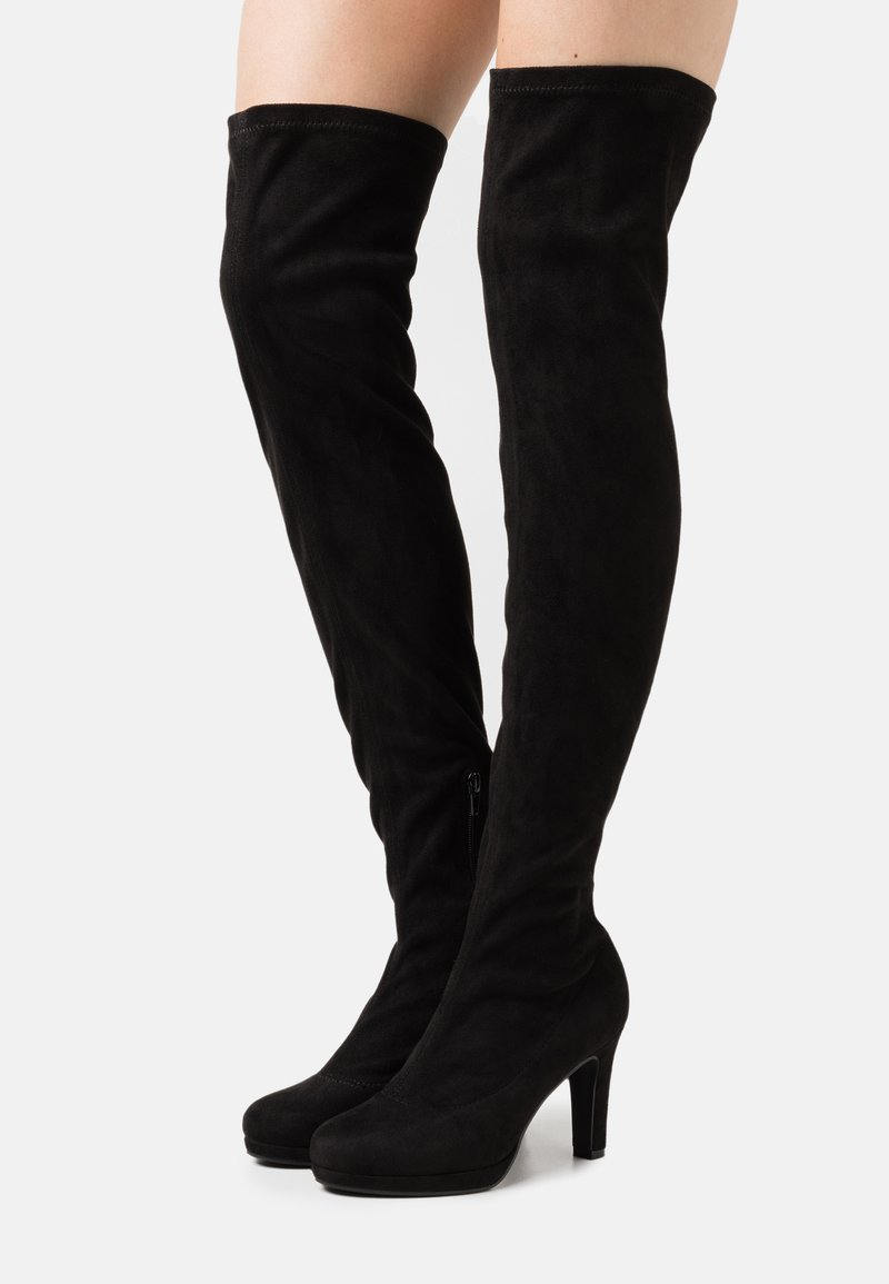 ALDO - DESSA - Over-the-knee boots - other black