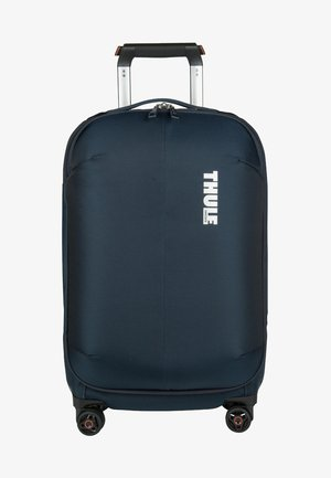 SUBTERRA CARRY ON SPINNER - Wheeled suitcase - blue