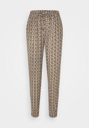 ROKA AMBER PANTS - Stoffhose - grape leaf