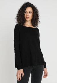 ONLY - Jumper - black - 0