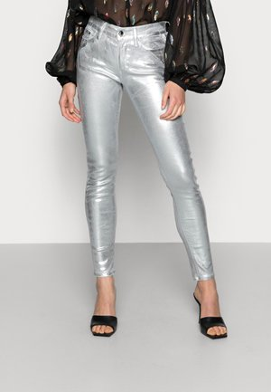 LUZIEN PANTS - Jeans Skinny Fit - silver