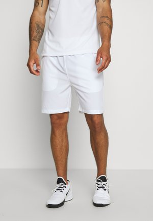 TABER SHORTS - Träningsshorts - brilliant white