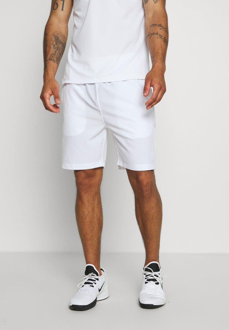 Björn Borg - TABER SHORTS - Sports shorts - brilliant white