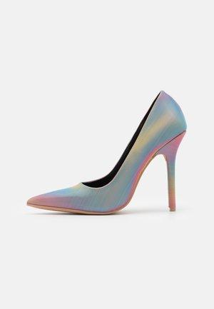 NEONA - High heels - multicolor