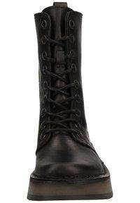 Fly London - Platform ankle boots - black - 5