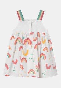 OVS - RAINBOW - Denní šaty - bright white - 1