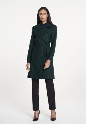 KENZA - Short coat - green