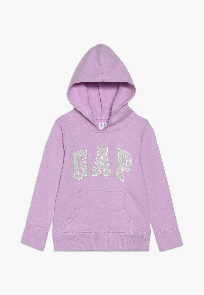 GAP - GIRLS ACTIVE LOGO HOOD - Hoodie - lavender