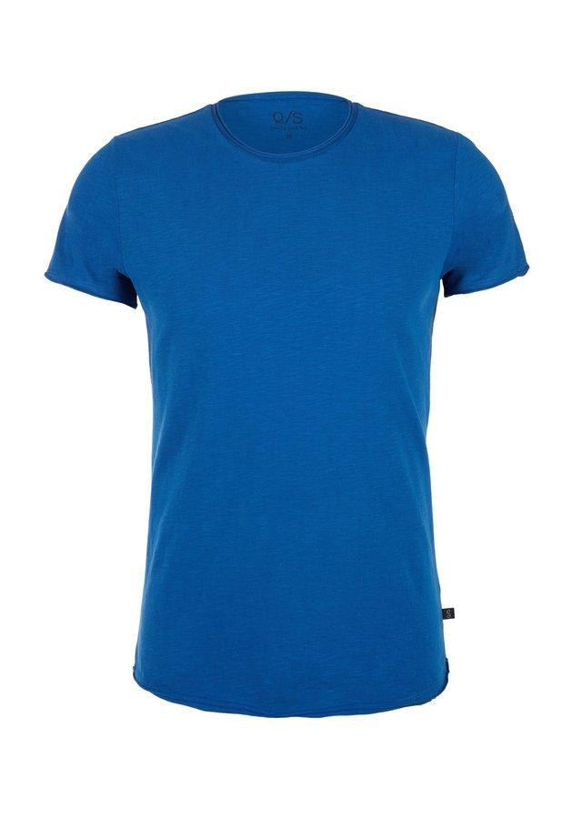 KURZARM - Basic T-shirt - palace blue