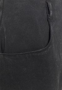 Noisy May - NMASHLEY SKIRT - Minifalda - black - 2