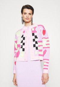 Olivia Rubin - MADELINE - Cardigan - pink - 3
