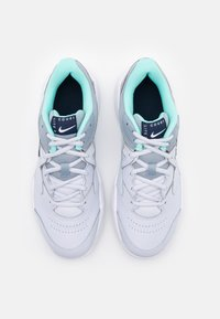 Nike Performance - COURT LITE 2 CLAY - Clay court tennis shoes - football grey/midnight navy - 3