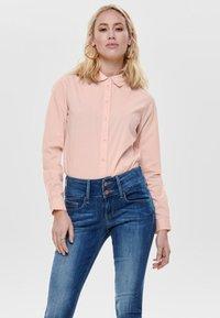 JDY - JDYMIO - Button-down blouse - pink smoke - 0