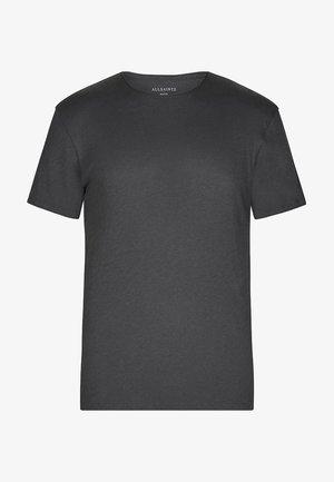 FIGURE - T-shirts basic - washed black