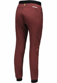 Haglöfs - L.I.M FUSE PANT WOMAN - Outdoor trousers - maroon red - 5