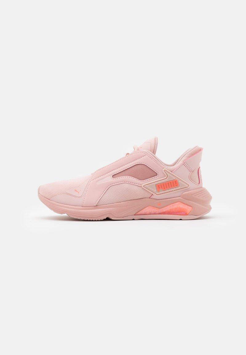 Puma - LQDCELL METHOD PEARL - Sports shoes - peachskin/nrgy peach