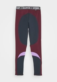 Molo - OLYSSIA - Legging - bordeaux, dark blue - 1