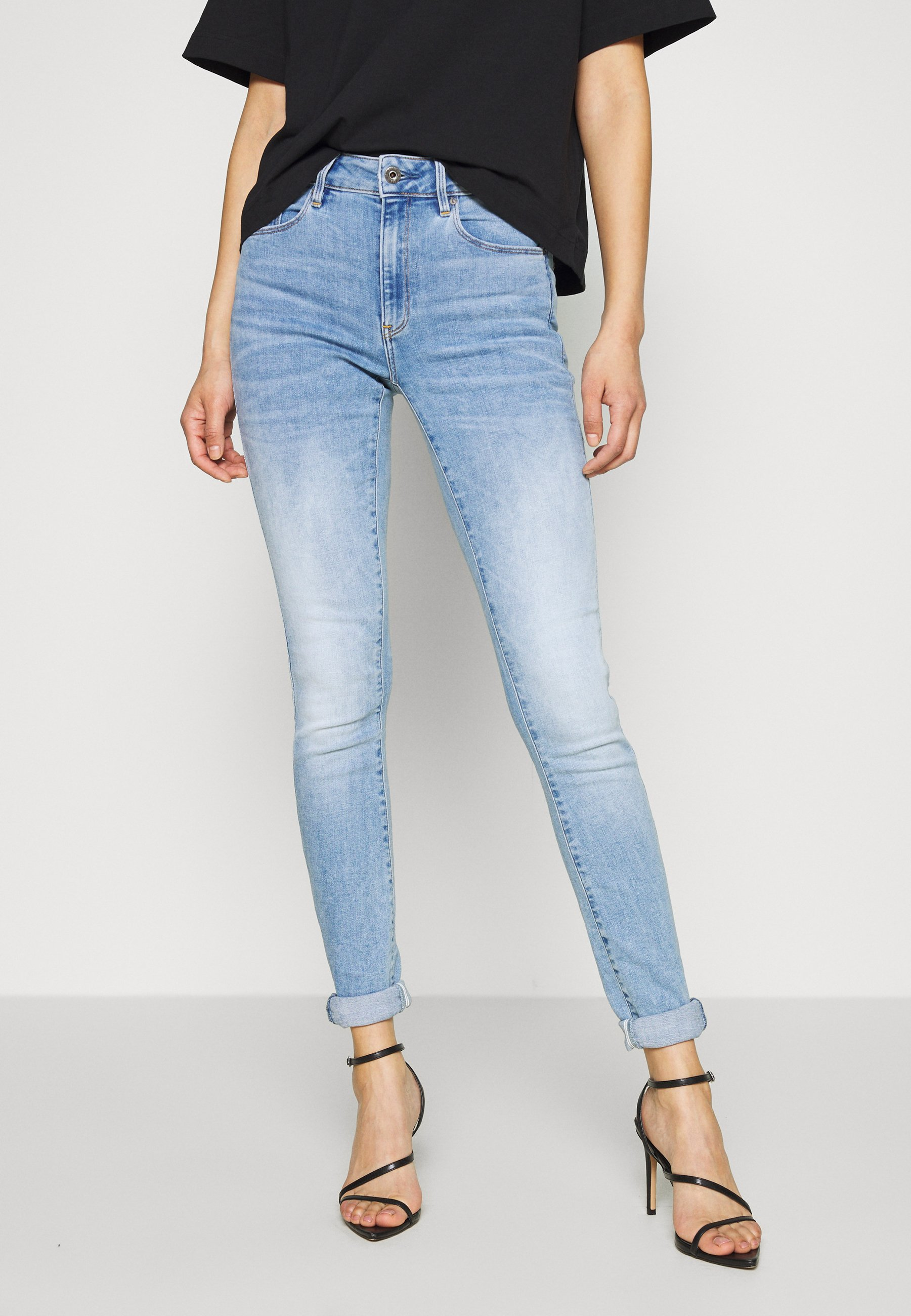 Damen 3301 HIGH SKINNY  - Jeans Skinny Fit