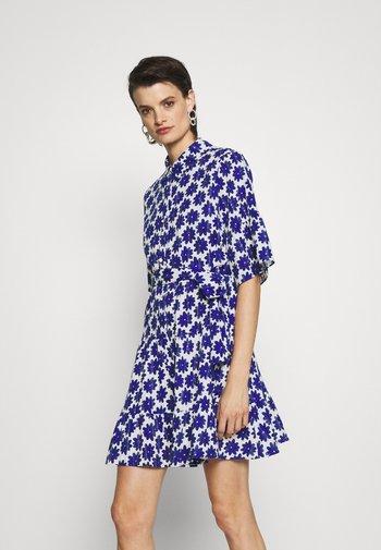 BEATA DRESS - Shirt dress - true blue