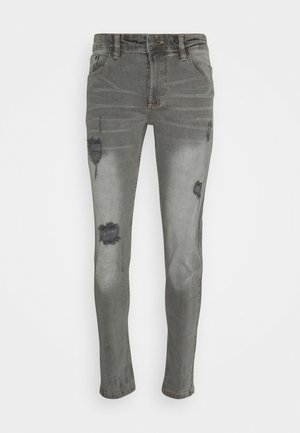 MR RED - Jeans Skinny Fit - light grey washed