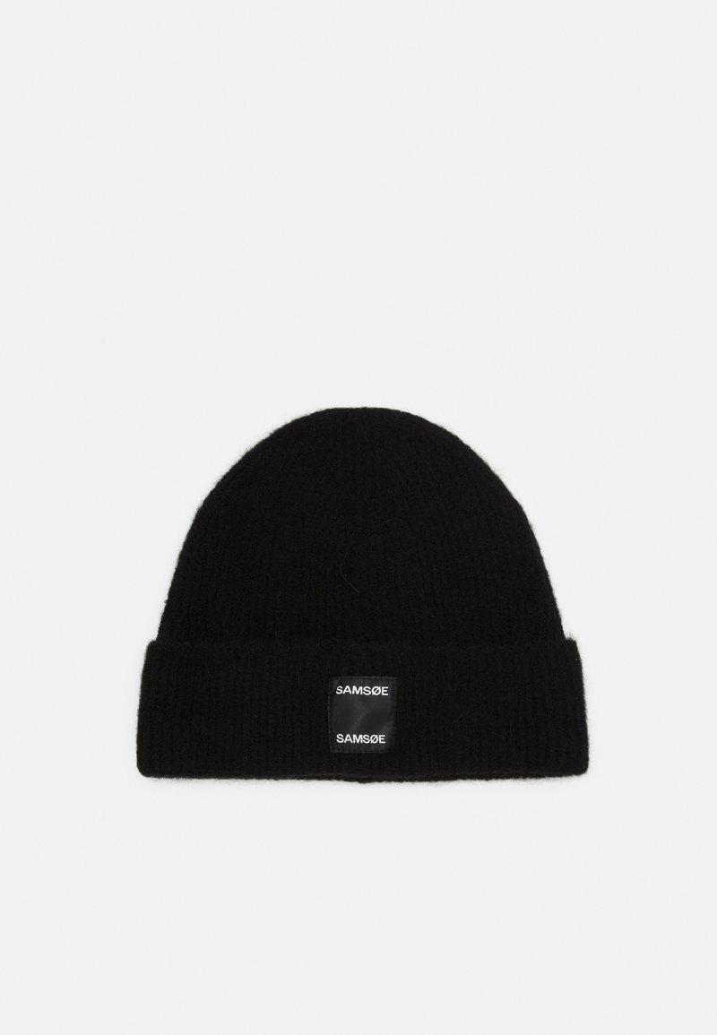 Samsøe Samsøe - BERNICE HAT - Lue - black