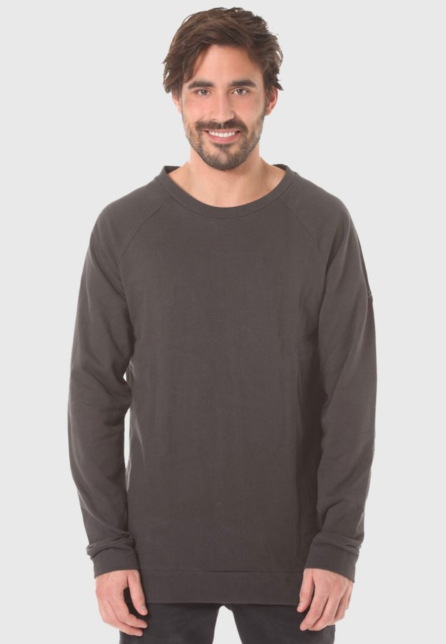 REGULAR FIT - Sweatshirt - gray