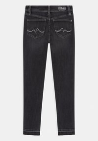 Pepe Jeans - PIXLETTE HIGH - Jeans Skinny Fit - black denim