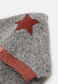 Huttelihut - ALF STAR UNISEX - Huer - light grey/rosewood - 2