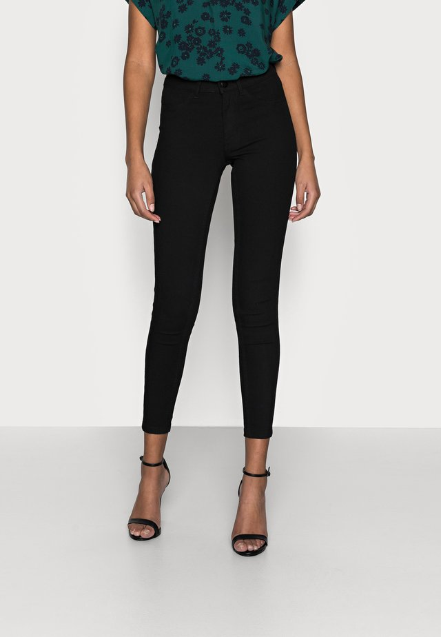 VIJEGGY ANA JEGGING - Skinny džíny - black denim