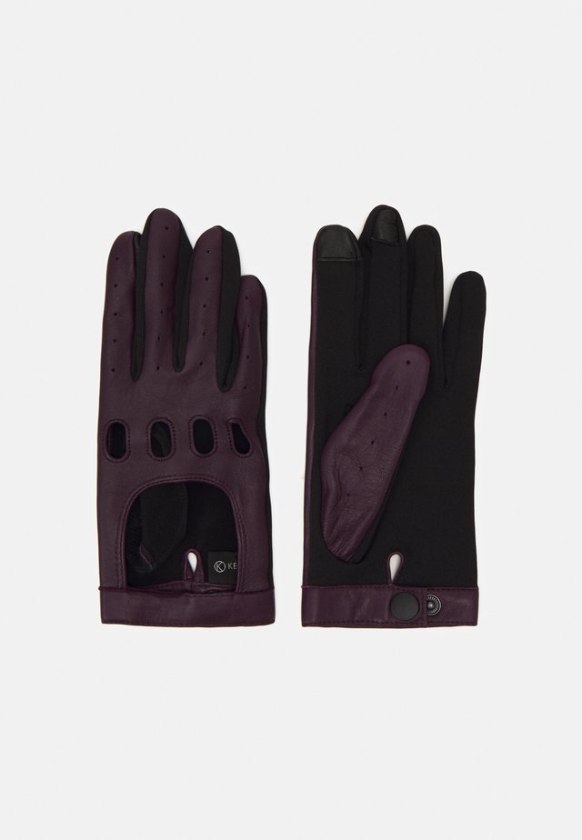 Handschoenen - deep purple