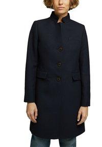 Esprit - Classic coat - navy - 5