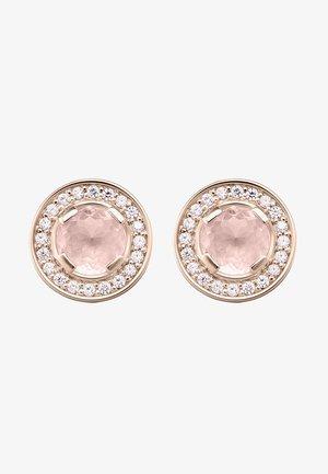 LIGHT OF LUNA - Earrings - roségoldfarben